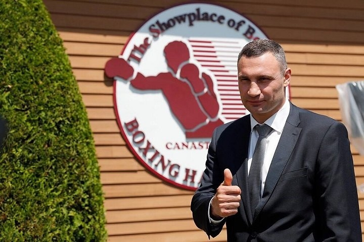 Виталий Кличко: «Жаль, что я уже закончил карьеру. Мог бы и Поветкину, и Джошуа показать» | Статья | Текст #212451