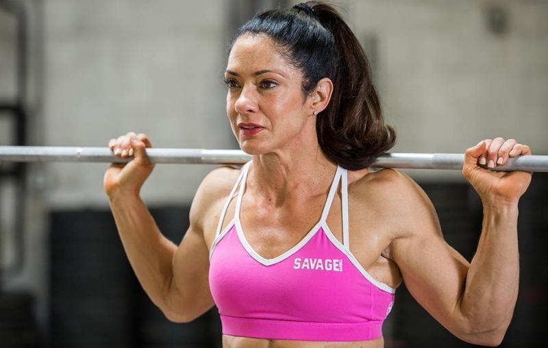 «Хочу делать людей лучше». 55-летняя американка стала кроссфит-мотиватором | Статья | Текст #217152