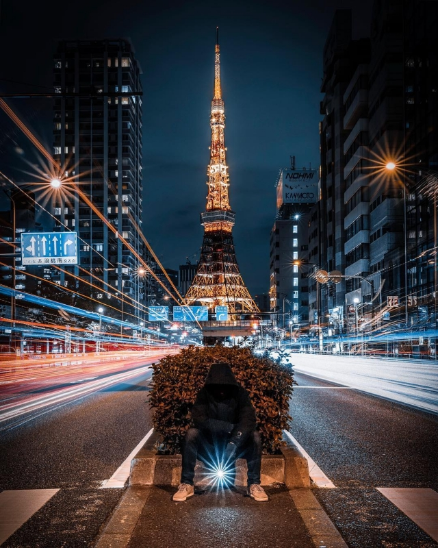 Джун Ямамото: ночное волшебство Японии