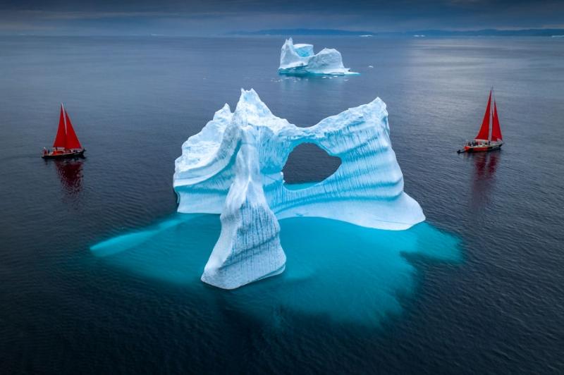 Вся красота Гренландии
