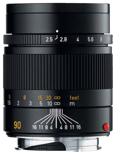 Leica Camera  Summarit-M 90mm f/2.5 | Объективы | Техника #573