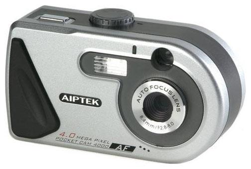 AIPTEK International PocketCam 4000 |  AIPTEK International | Фотоаппараты с объективами | Техника #536