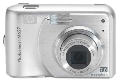Hewlett Packard HP PHOTOSMART M627 | Фотоаппараты с объективами | Техника #547