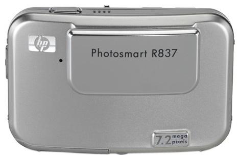 Hewlett Packard HP PHOTOSMART R837 | Фотоаппараты с объективами | Техника #543