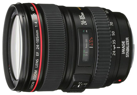 Canon EF 24-105mm f/4L IS USM |  Canon | Объективы | Техника #273