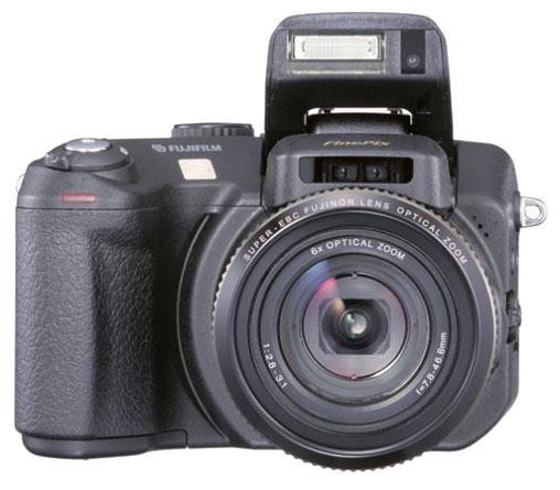 Fujifilm FinePix S7000   Фотоаппараты с объективами   Техника #179