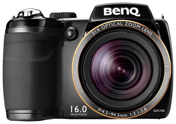 Benq GH700    BenQ Corporation   Фотоаппараты с объективами   Техника #254