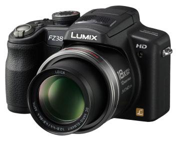 Panasonic Lumix DMC-FZ38 | Фотоаппараты с объективами | Техника #652