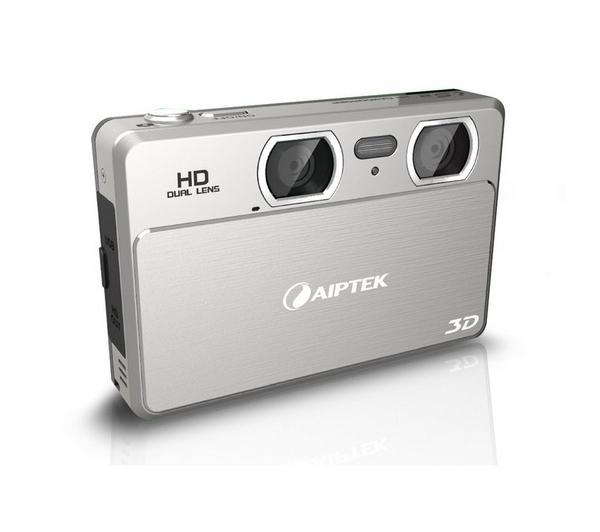 AIPTEK International 3D IS2    AIPTEK International   Фотоаппараты с объективами   Техника #596