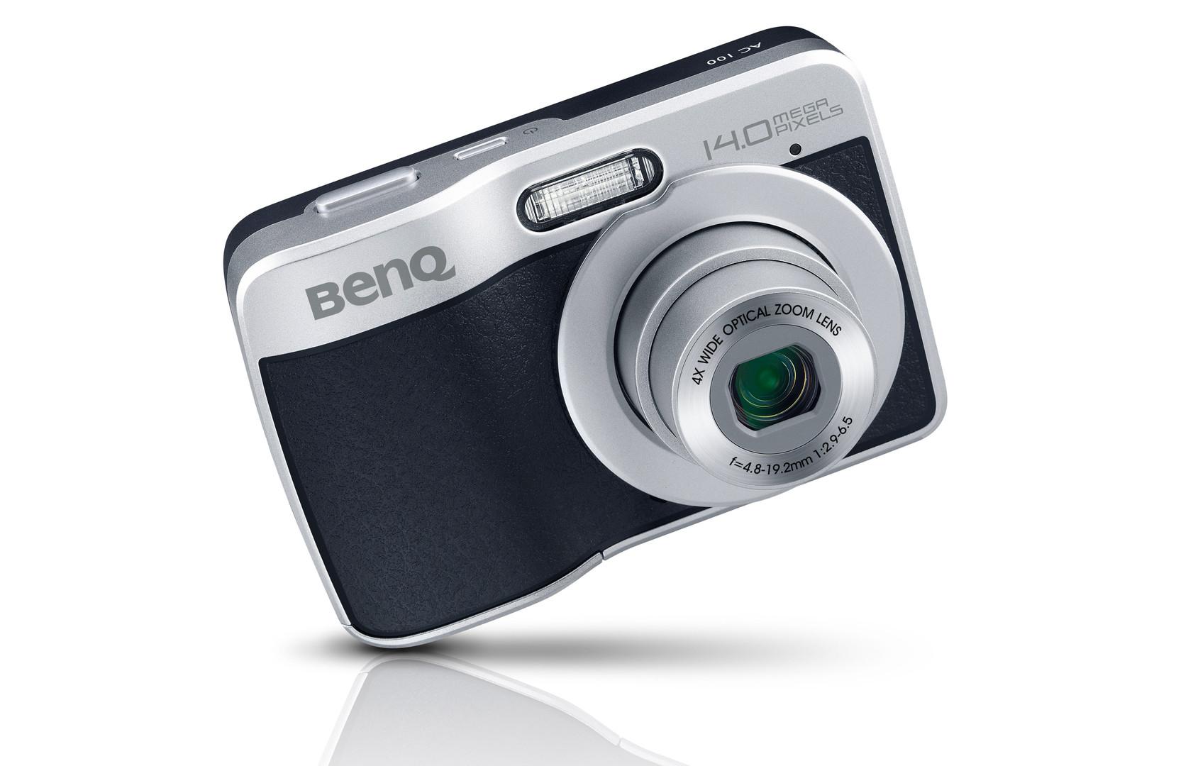 Benq AC100    BenQ Corporation   Фотоаппараты с объективами   Техника #593