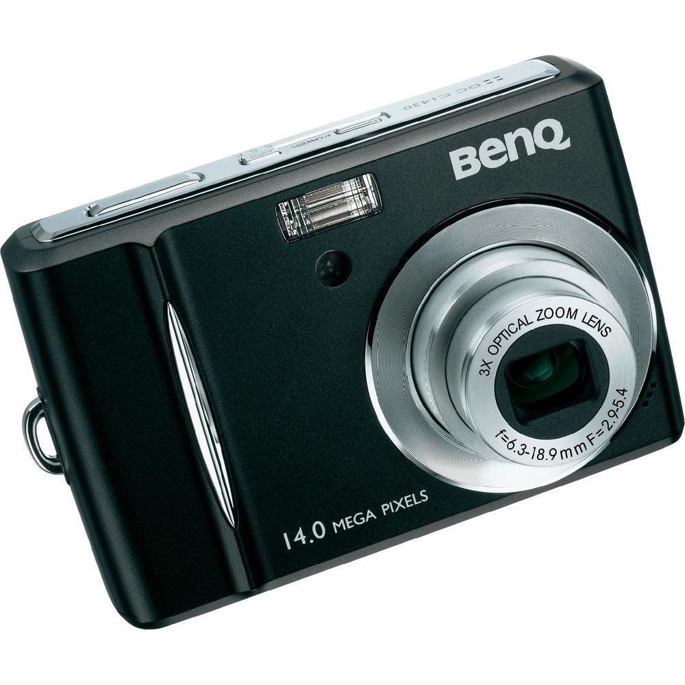 Benq C1430    BenQ Corporation   Фотоаппараты с объективами   Техника #257