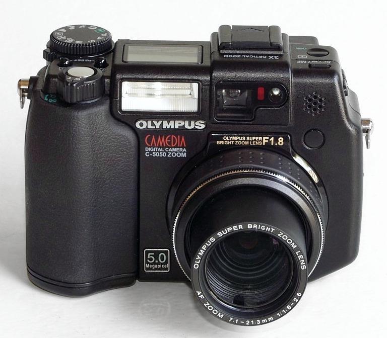 Olympus Camedia C-3030 ZOOM | Фотоаппараты с объективами | Техника #8