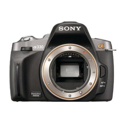 Sony DSLR-A330 | Фотоаппараты со сменной оптикой | Техника #1041