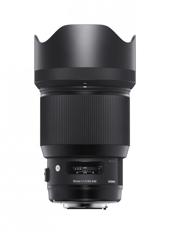 Объектив Sigma AF 85mm f/1.4 DG HSM ART для NIKON | Объективы | Техника #200999