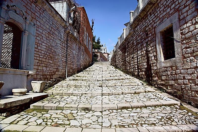 Улица в Стамбуле