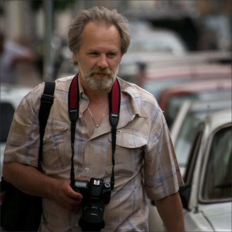 московский фотограф