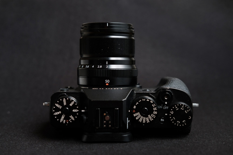 Короткий обзор Fujifilm's XF 50mm f/2 WR от Академии Фотографии